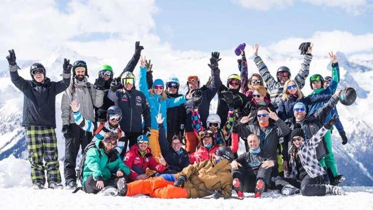 Castiga o saptamana in Alpii Italiei cu Winter Tour